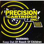Precision Cartridge .357 SIG (Reloads)