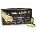 Sellier & Bellot 9mm 115gr 1000rd Case